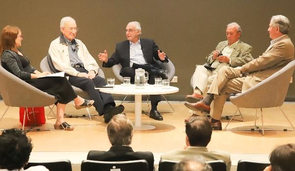 Universidad de O'Higgins realizó seminario sobre  el pasado y presente del cobre en Chile