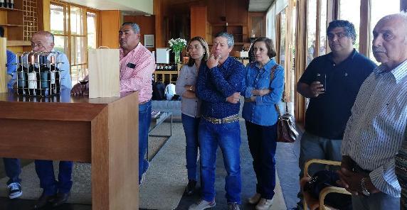 Vinos campesinos de la región pasan con éxito prueba ante editora especializada