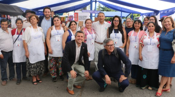 Intendente Masferrer apoyó a emprendedores locales que dieron vida a la Expo FOSIS O'Higgins 2018