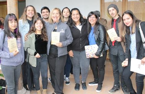"""Jóvenes de la Región se convierten en """"Gestores Patrimoniales"""" gracias al Instituto Nacional de la Juventud"""