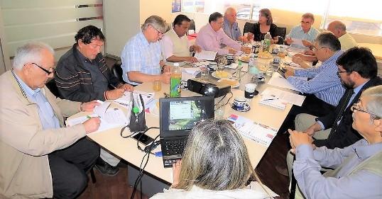 Sustancial aporte del Consejo de la Sociedad Civil a gestión del IPS