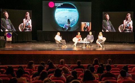 Tercera versión del Congreso Futuro O'Higgins convocó a más de 600 asistentes en Rancagua