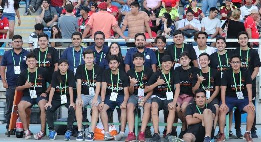 El trabajo invisible de los que no se ven  en el Sudamericano de Fútbol Sub 20