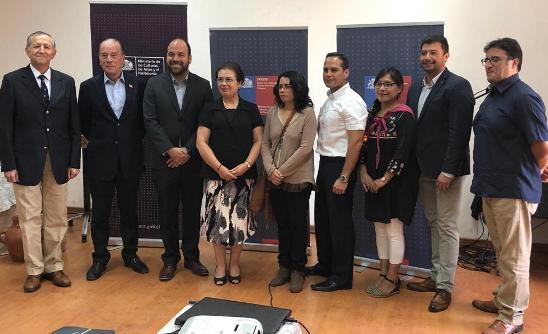 Se conformó el primer Consejo Regional  de las Culturas las Artes y el Patrimonio