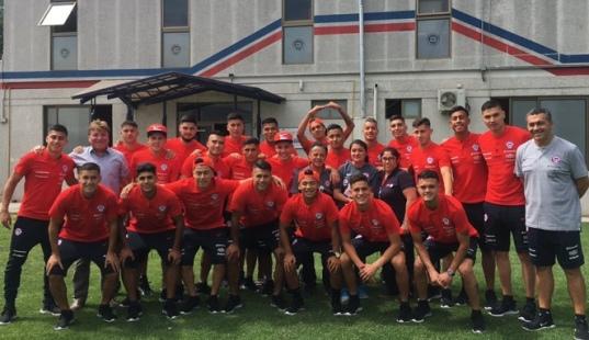 Chile ya está en Rancagua y se reparten las entradas para la primera jornada