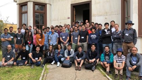 Académico UOH formó parte de la organización de la XIV Escuela de Verano en Matemáticas Discretas