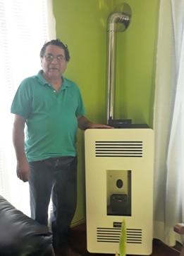 Finaliza proceso 2018 del Programa Recambio de Calefactores en la región de O'Higgins