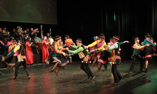 Ballet Folclórico Municipal se presentará en la obertura del Festival de Olmué
