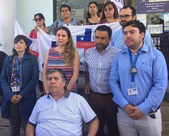 Servicio de Salud, municipio y gremios condenan agresión a funcionario del CESFAM de Rengo