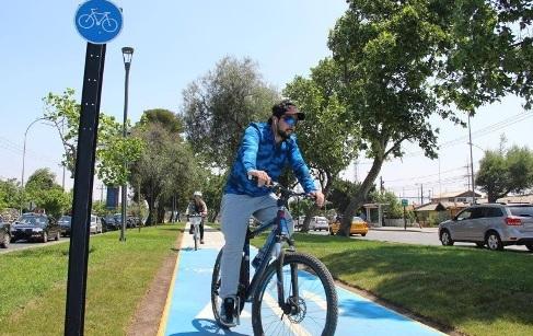 Rancagua es la comuna con más  kilómetros de ciclovías en Chile