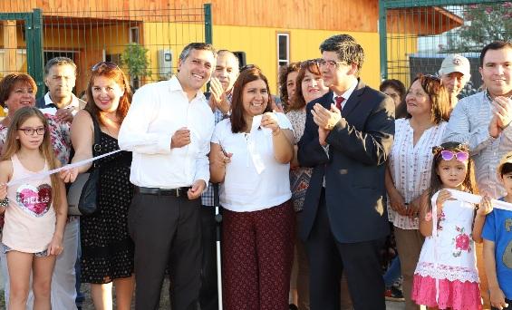 Intendente Masferrer y vecinos inauguran la anhelada nueva sede social de la Villa San Nicolás