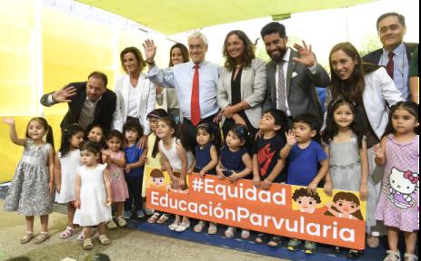 Gobierno despacha al Congreso Proyecto de ley de Equidad en Educación Parvularia
