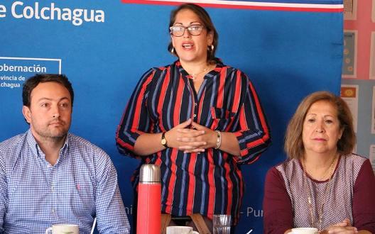 Autoridades realizaron lanzamiento provincial del Fondo del Adulto Mayor