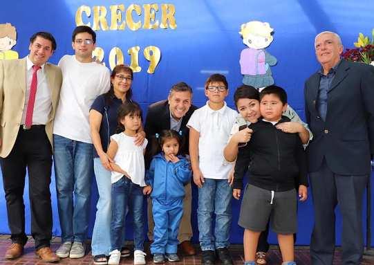 Escuela Especial Crecer inicia año escolar