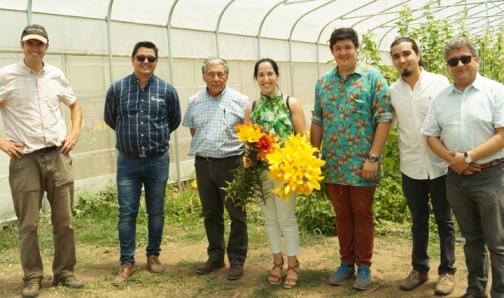 Proyecto estudiantil lleva la tecnología al mundo agrícola