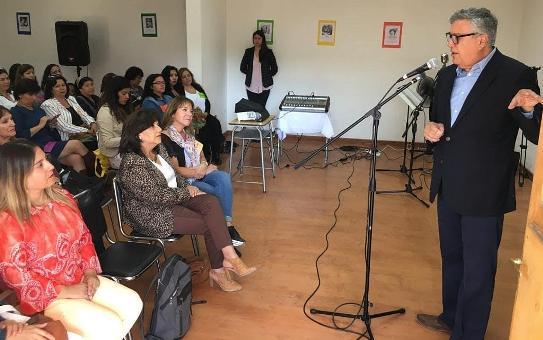 Mujeres realizaron conversatorio en el Museo Regional