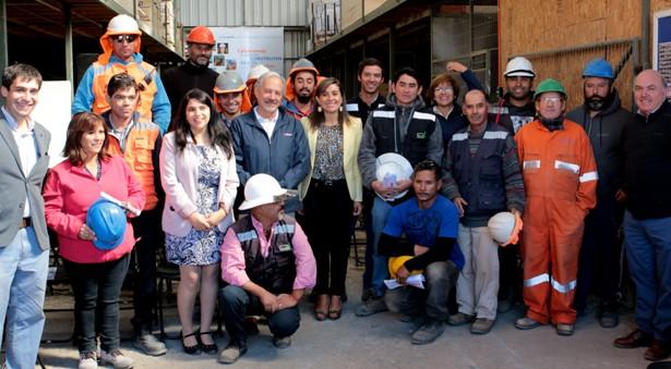 El Día del Trabajador de la Construcción se celebró con intervenciones musicales simultáneas en todo el país