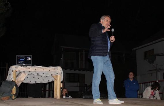 """Termas del Flaco vivió su espectacular """"Noche Astronómica"""""""