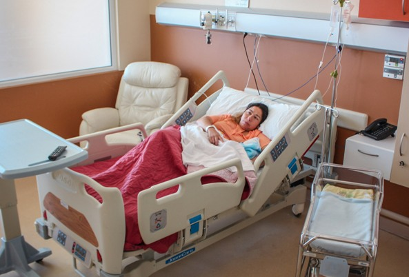 Pensionado Gineco-Obstétrico del Hospital Regional LBO  entrega servicio de excelencia a las usuarias de la Región de O'Higgins