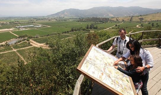 Gobierno Regional aprueba financiamiento para efectuar la IV versión de Mundial Turismo Enológico