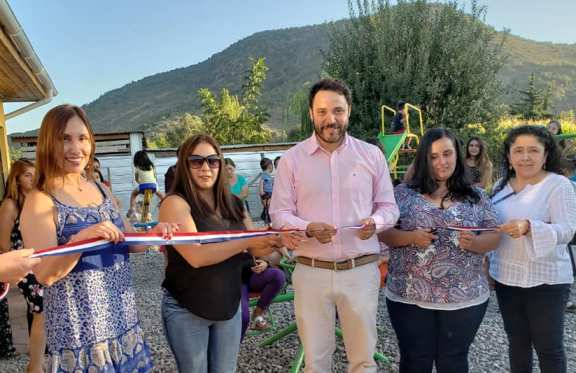 FOSIS promueve espacios recreativos en Placilla, Paredones y Nancagua
