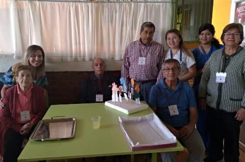 Centro de Apoyo Comunitario Arrebol conmemoró Día de la Mujer