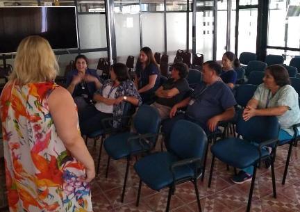 Hospital de Peumo fortalece su equipo humano a través de sesión de coaching