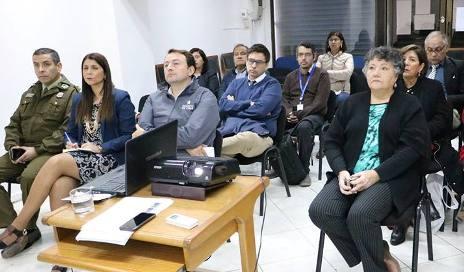 Gobernación de Colchagua planificó CTA 2019