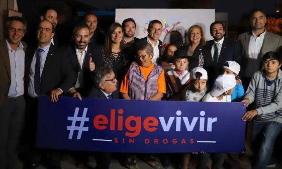 Tercer Tiempo: Gobierno lanza en Rancagua piloto a nivel nacional que busca promover ambientes libres de drogas y alcohol