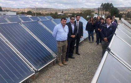 SEREMI de Energía destaca proyecto solar de deshidratación hortofrutícola