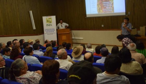 """En la """"Expo Sabores y Saberes de la quínoa"""" INIA presentó Catálogo de variedades locales"""