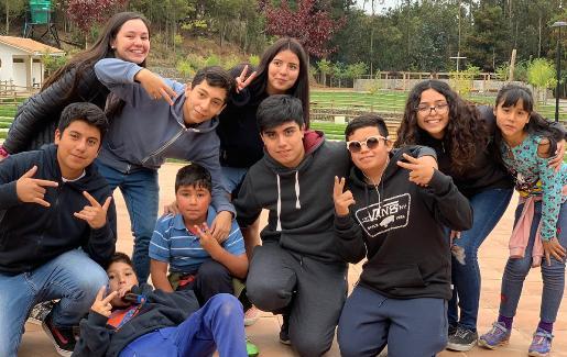 Estudiantes  de O'Higgins visitan regiones de Chile gracias a SERNATUR