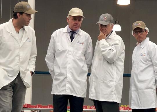 """""""Chile no puede dar ventaja a sus competidores, y menos en el sector agrícola"""""""