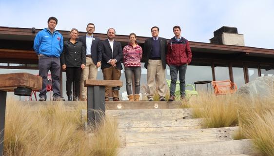 Autoridades regionales difunden proyecto de Modernización Tributaria en Pichilemu