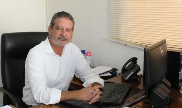 Daniel Fernández Toro, SEREMI de Minería de la Región de O'Higgins