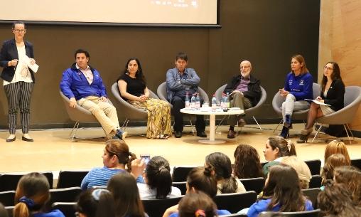 """Con gran convocatoria UOH realizó seminario """"La inclusión como un derecho"""""""
