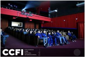 Se realizó la cuarta versión del Festival Internacional de Cine de Colchagua