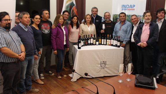 Los mejores vinos de los pequeños viñateros estarán en la Fiesta de la Vendimia Campesina Chépica 2019