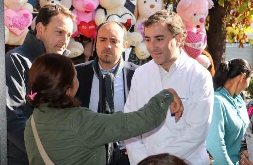 Gobernación de Colchagua realizó Plaza Ciudadana dedicada al cuidado de la salud
