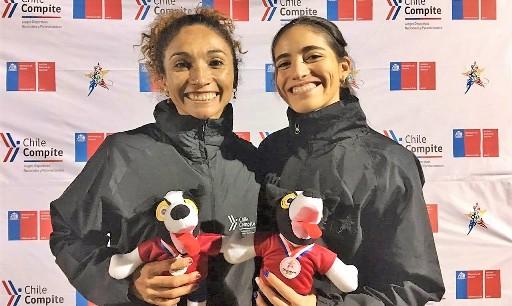 ¡Las mujeres sacan la cara! : Dos oros para la región en los Juegos Nacionales 2019