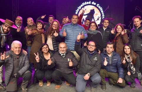 Coltauco da la bienvenida al Programa Quiero Mi Barrio con gran fiesta ciudadana