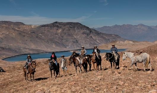 SERNATUR O'Higgins participó en Experiencia Ruta del Arriero Cordillera de Codegua