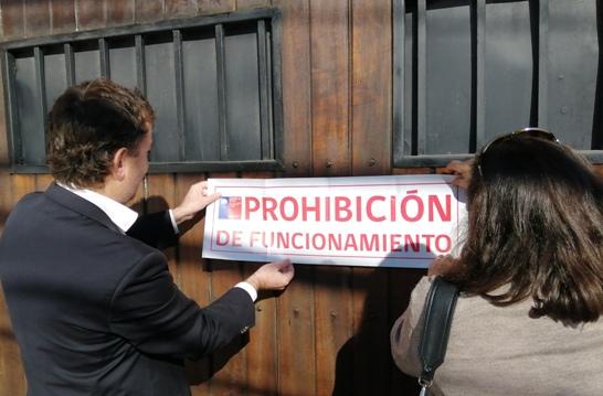 En Machalí SEREMI de Salud prohíbe funcionamiento a centro de Tratamiento y Rehabilitación de drogas y alcohol