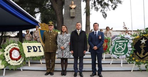 Intendente Masferrer encabezó en Rancagua tradicional desfile en conmemoración de las Glorias Navales