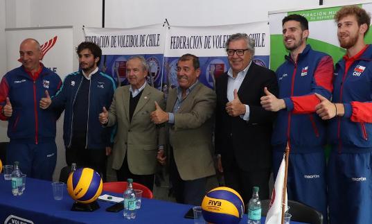 Rancagua recibe Amistoso Internacional de Vóleibol