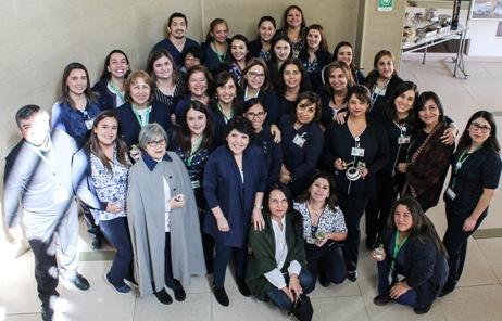 Enfermeras y Enfermeros del Hospital Regional LBO celebraron su día