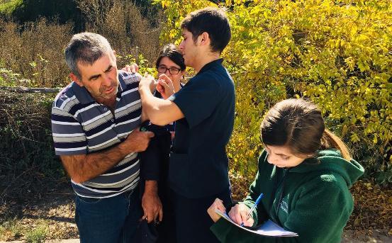 Hospital de Coinco llama a la comunidad a vacunarse contra la Influenza