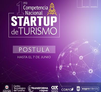 Turismo convoca por primera vez a una competición de startups chilenas vinculadas al sector