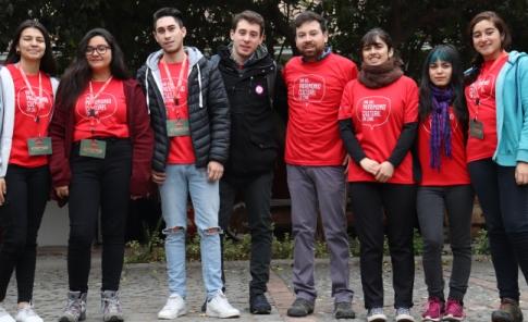 Jóvenes participaron como voluntarios durante el Día del Patrimonio en la Región