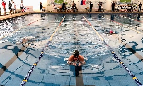 La región de O'Higgins busca  a sus mejores nadadores
